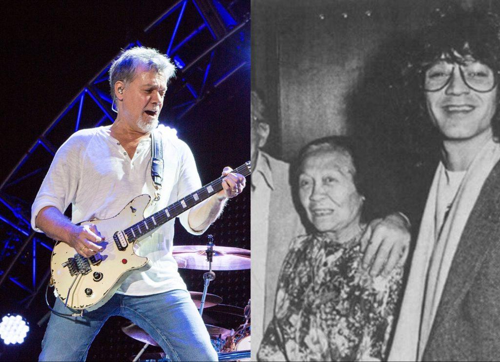 PHOTOS: Netizen Shares Pics of Eddie Van Halen's ...
