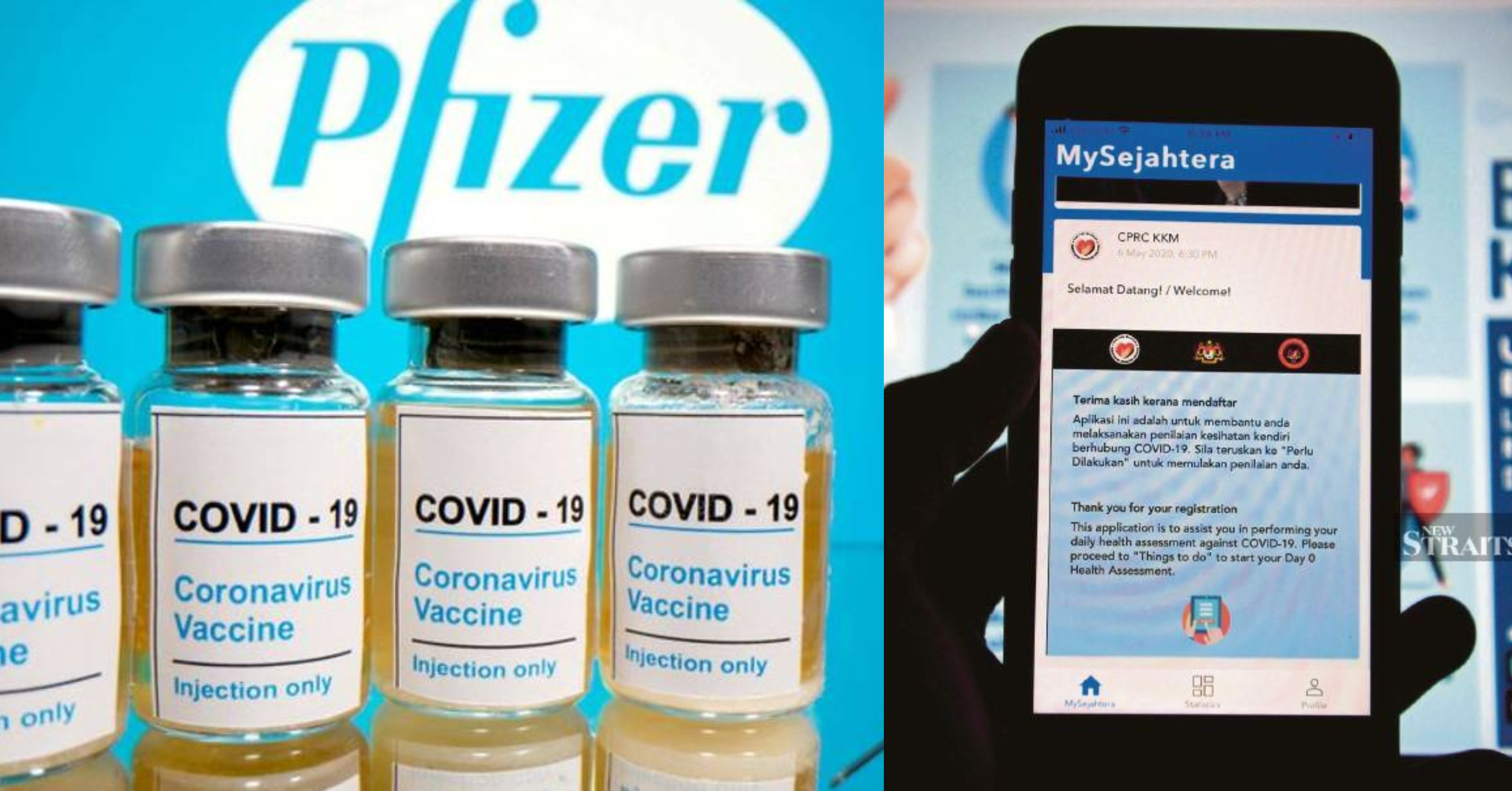 Malaysians Will Soon Be Able To Apply For Covid 19 Vaccination Through Mysejahtera