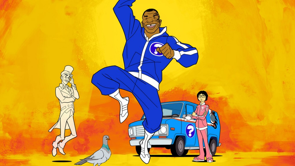 source: Mike Tyson Mysteries