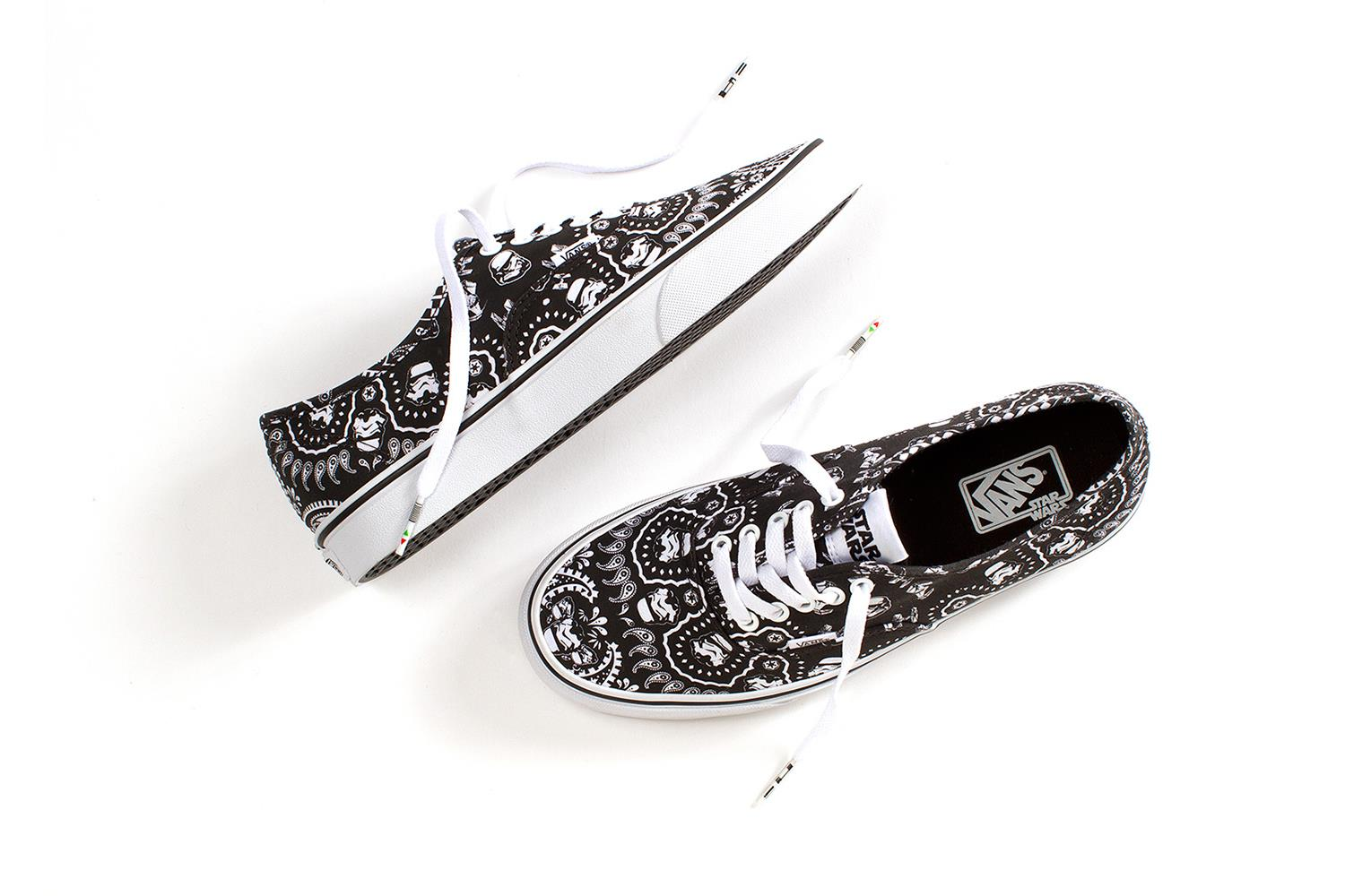 ff8114b2df The Vans x Star Wars Classics and Apparel collection is now available at  Vans boutiques nationwide.