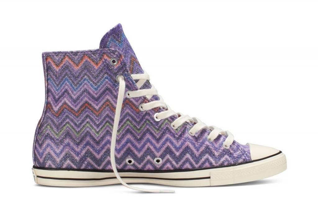 Missoni x Converse