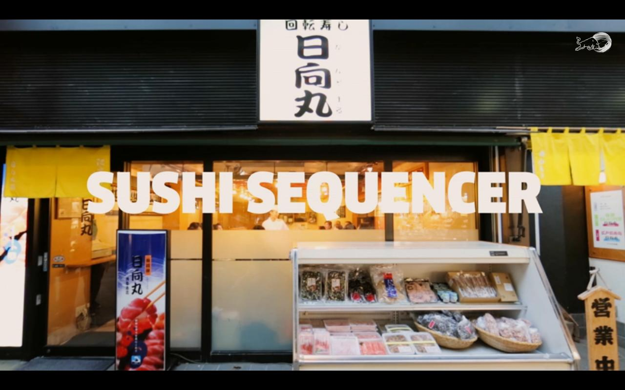 sushi sequencer