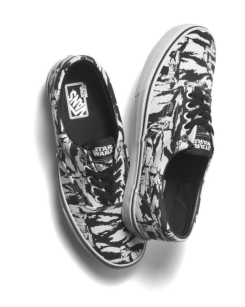 42dd547965 Vans x Star Wars Holiday Collection