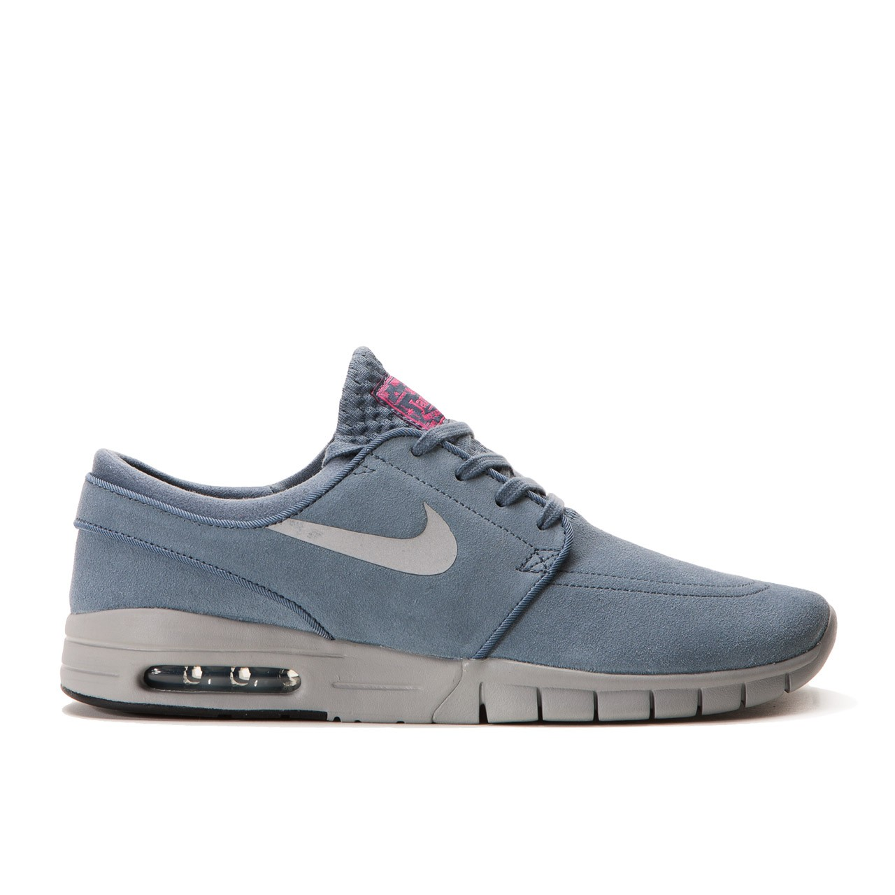 The Nike Free sole along with the Air Max bubble provides the obvious  cushioning which completes the relaxed look of these sneakers. Nike SB  Stefan Janoski ...