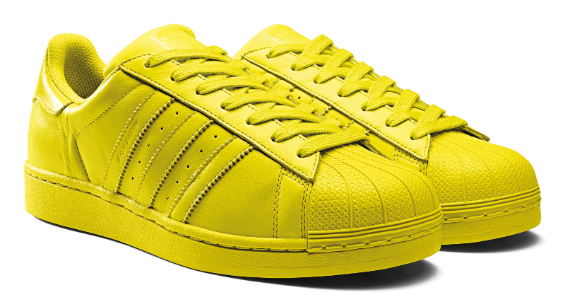 finest selection 68506 f1d39 11 colour variants of the adidas Originals x Pharrell Williams Superstar  Supercolor pack retails at RM350 each, and are now available at the adidas  Original ...