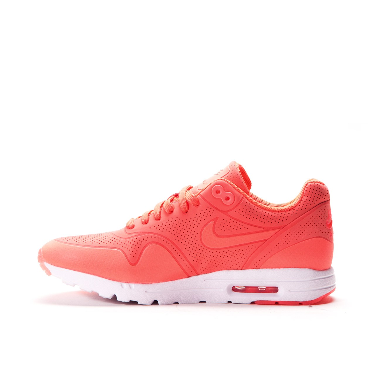 nike women 39 s air max 1 ultra moire hot lava white. Black Bedroom Furniture Sets. Home Design Ideas
