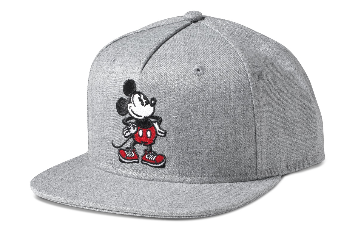 Vans and Disney_MICKEY SNAPBACK_RM129