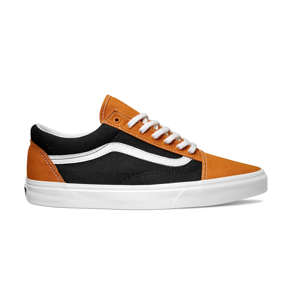 UCL Old Skool(Golden Coast) golden oak-black- VN-0ZDFFFI