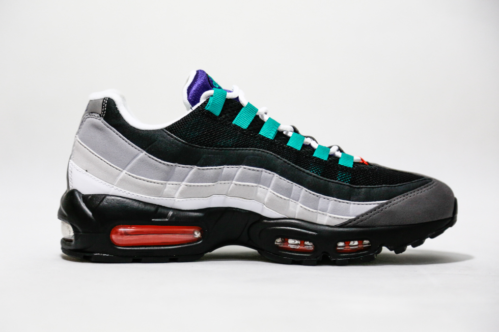 a6a008c297a The Nike Air Max 95  Greedy  retails at RM599 (inclusive of GST) and will  be launched exclusively at HUNDRED%