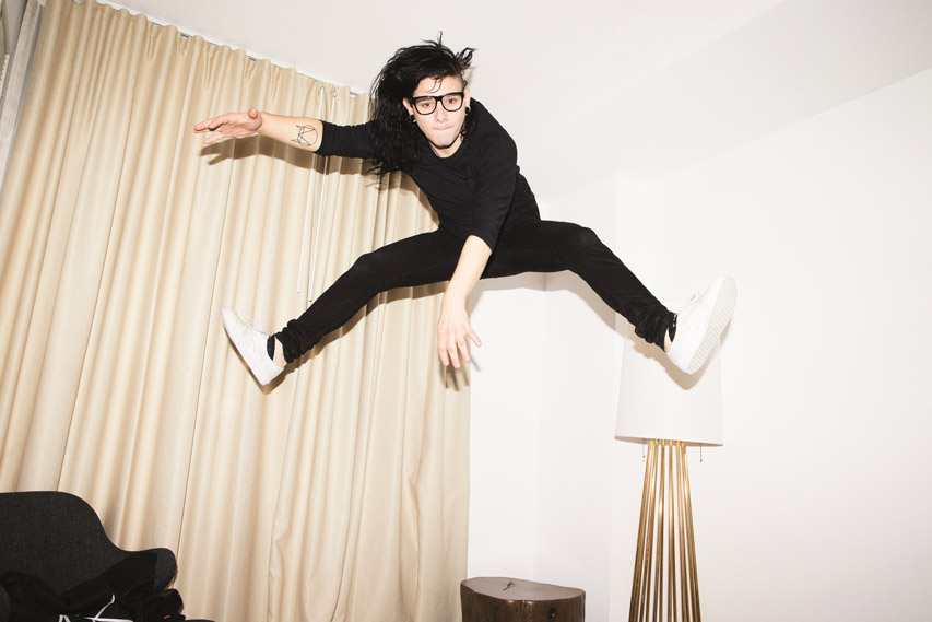 source: Skrillex