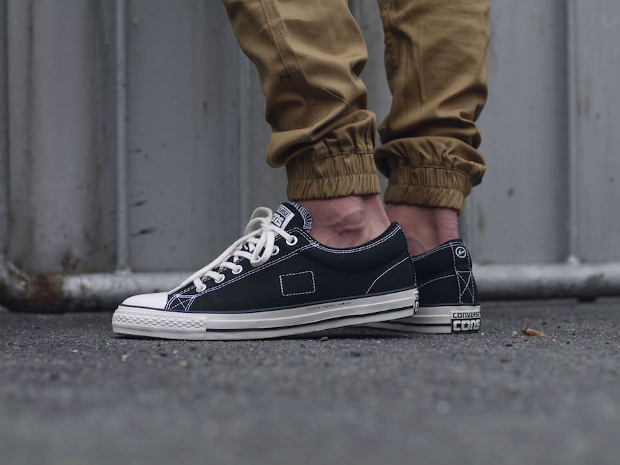 Converse CONS x Fragment Design CTS Ox 'Vintage Canvas'