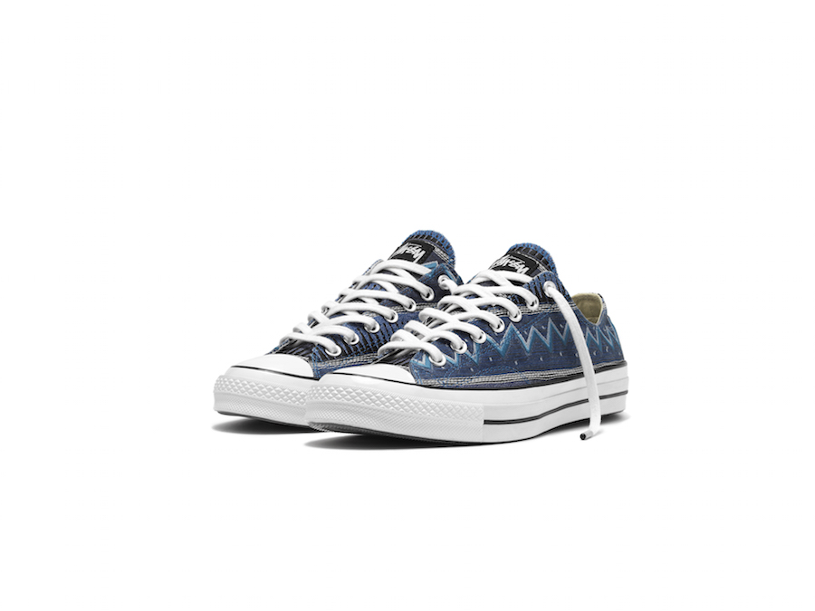 c8c7f08805e5 The Converse Chuck Taylor All Star  70 Stüssy 35 Collection retails at  RM489.90 a pair and is available at Sole What.