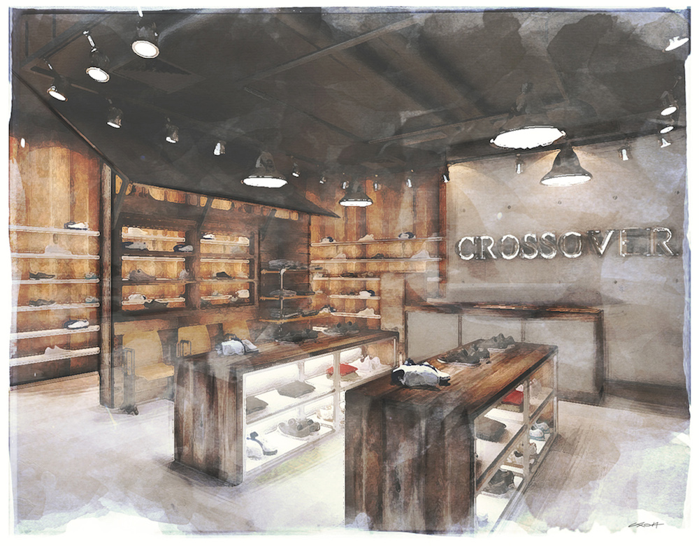 CXO Mid Valley Store_ watercolor