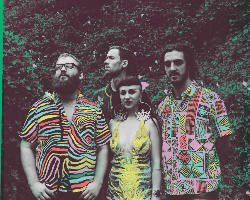 source: Hiatus Kaiyote