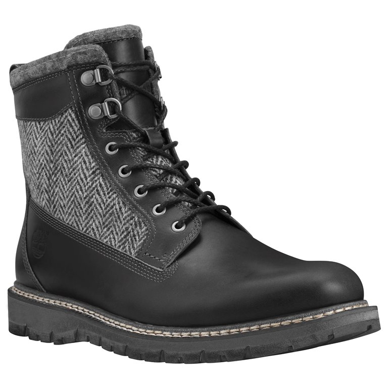 Timberland Fw15 Black Forest Collection