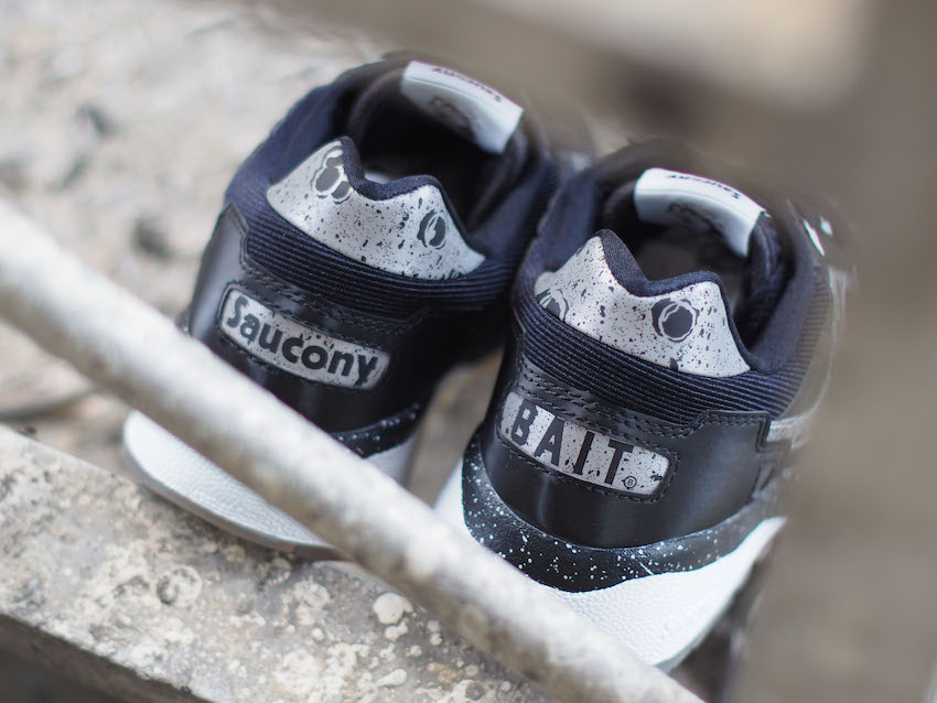 online retailer 95125 07b17 Retailing at RM439, the BAIT x Saucony Shadow 5500 Cruel World 6  Giant  Leaps  is available at Sole What One Utama. More from Sole What here.