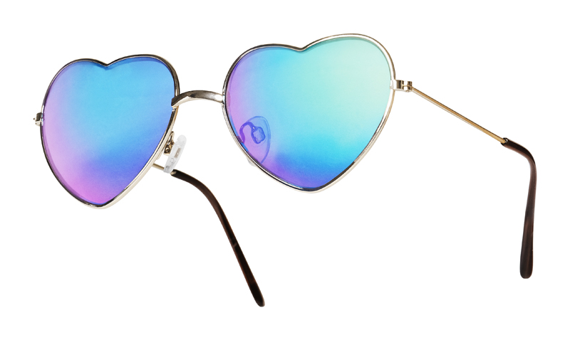 Love Shape Sunglasses - RM29.90-SMALL