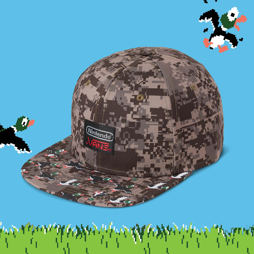FA16-MH1212_DuckHuntSnapback_Front-ELEVATED