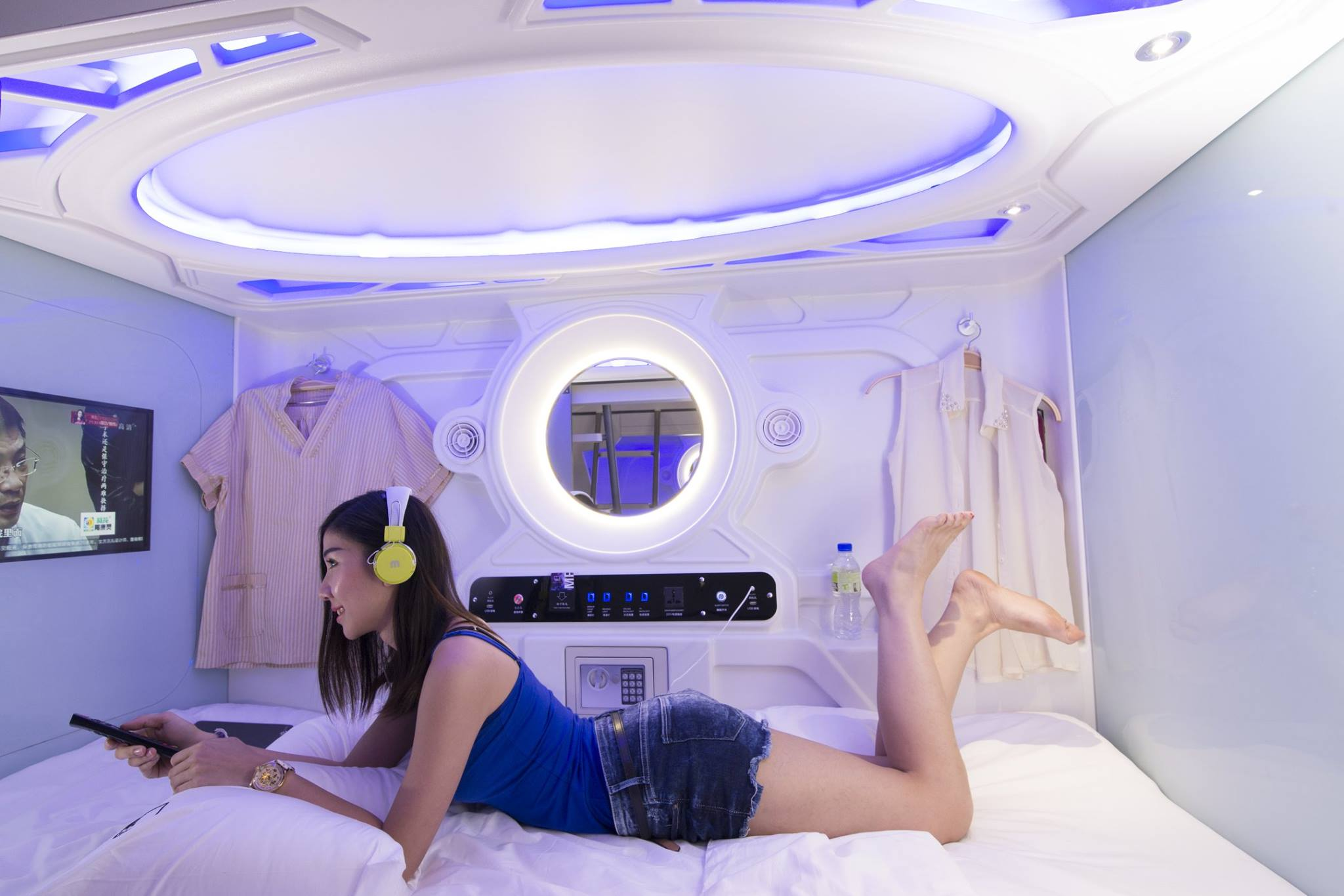source: Time Capsule Hotel