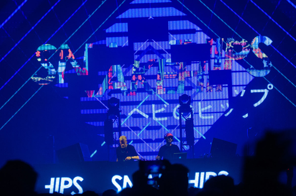 The Most Clean Fun We Had At A Rave Djakarta Warehouse Project 16 Tiket Dwp 2017 2 Day Pass Went Down On Friday 9 December And Saturday 10 Jakarta International Expo Jiexpo