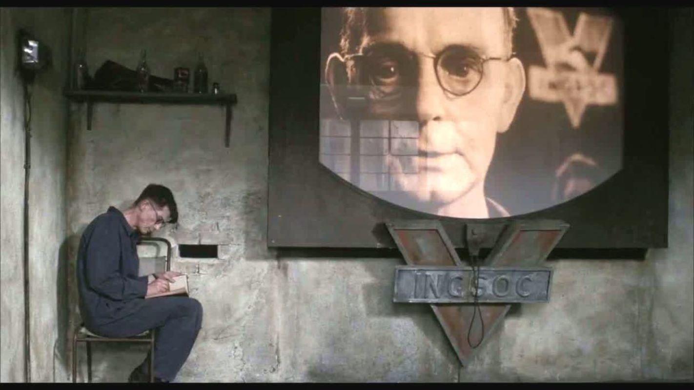 george orwell 1984 film ile ilgili görsel sonucu