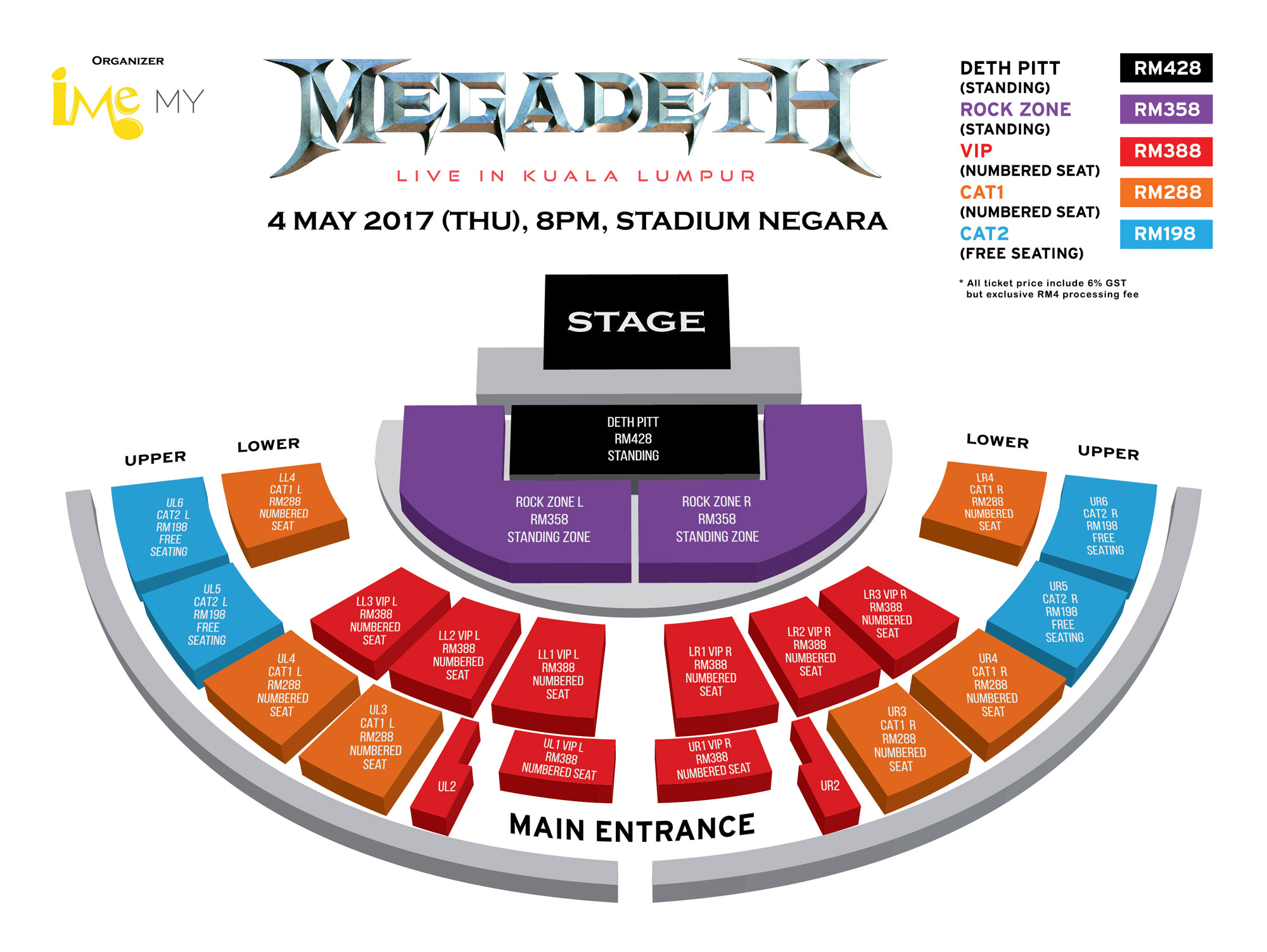 Megadeth-Live-In-Malaysia-Seating-Plan