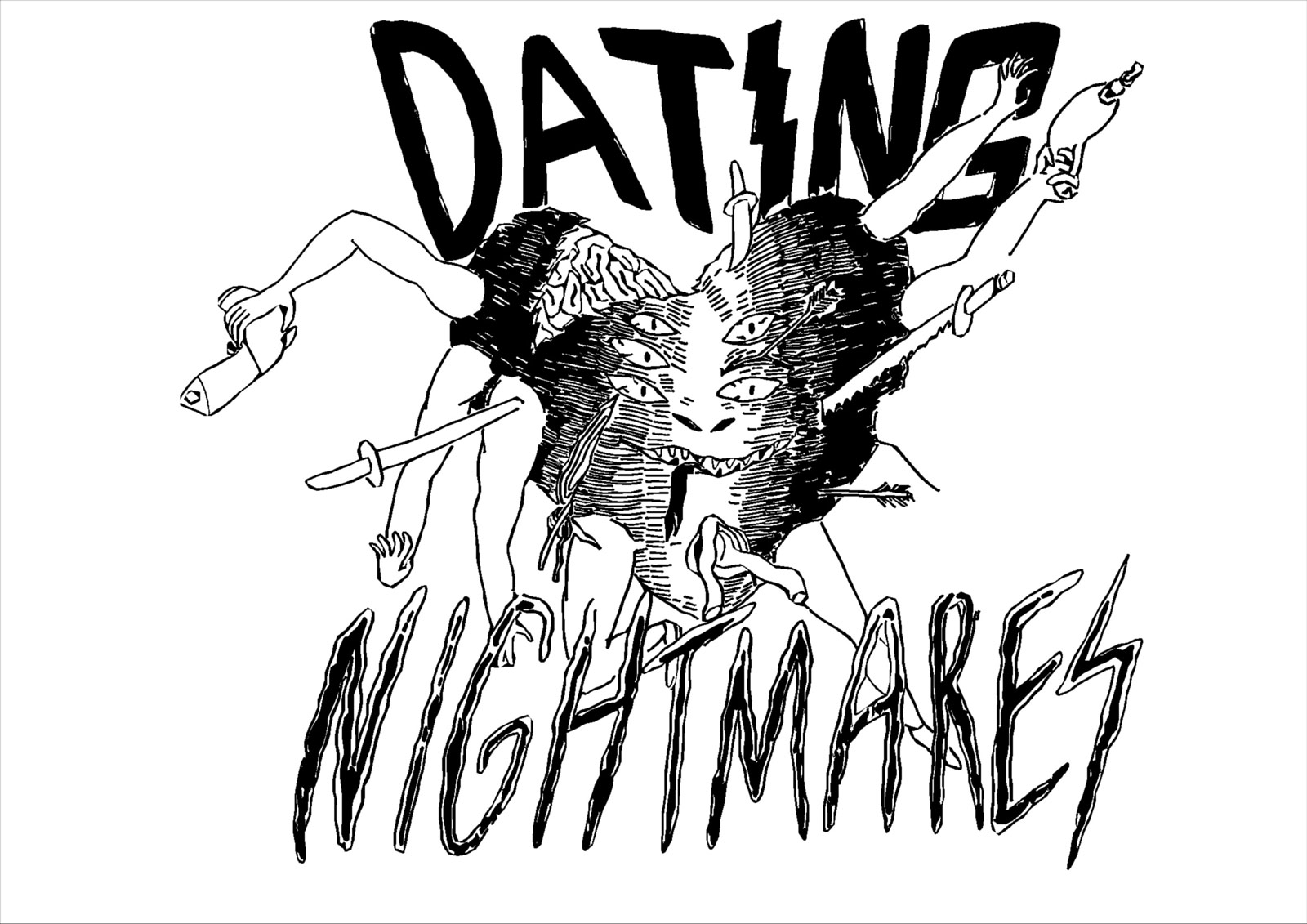 Dating nightmare stories