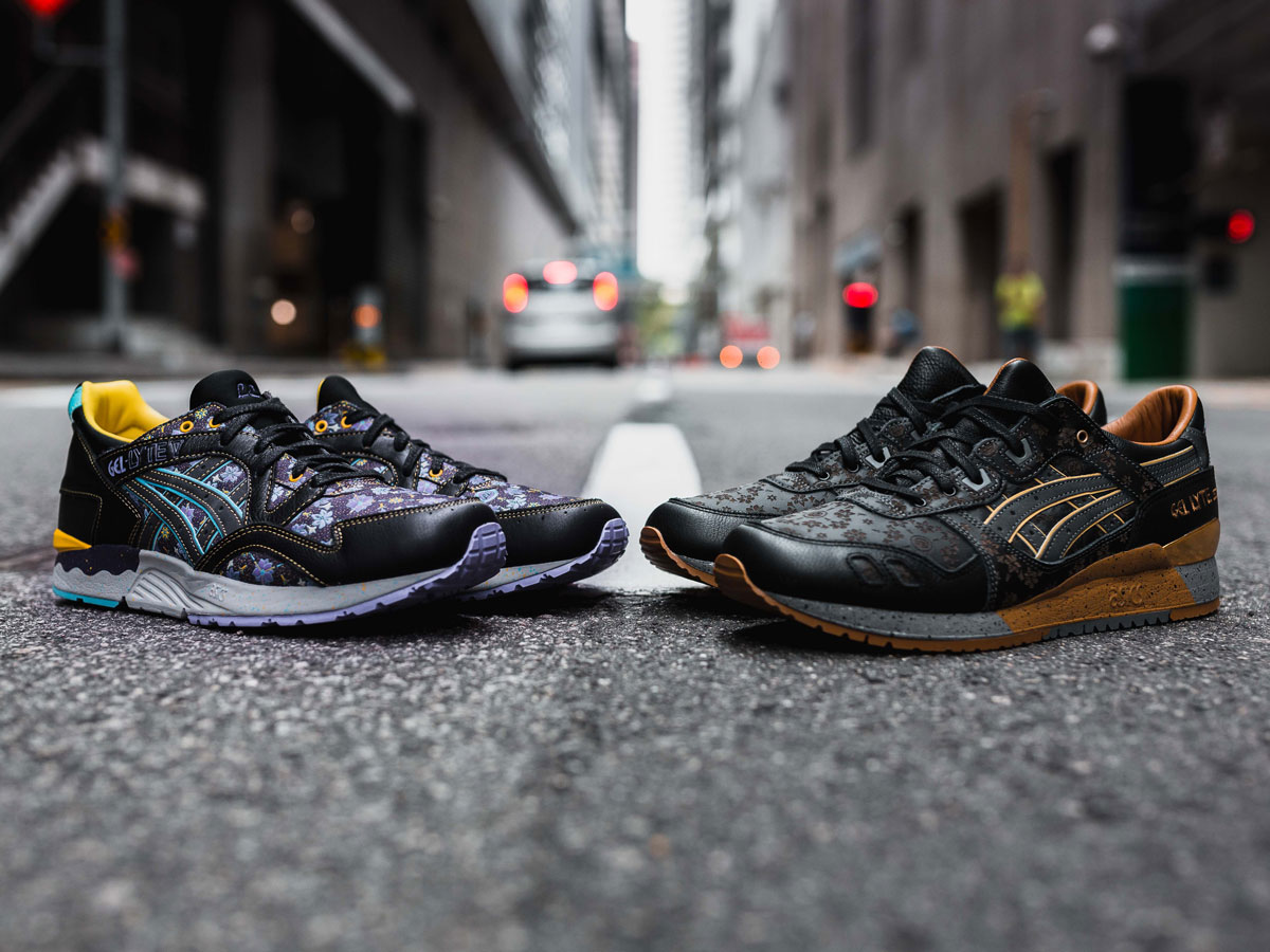 source: Limited Edt x ASICS