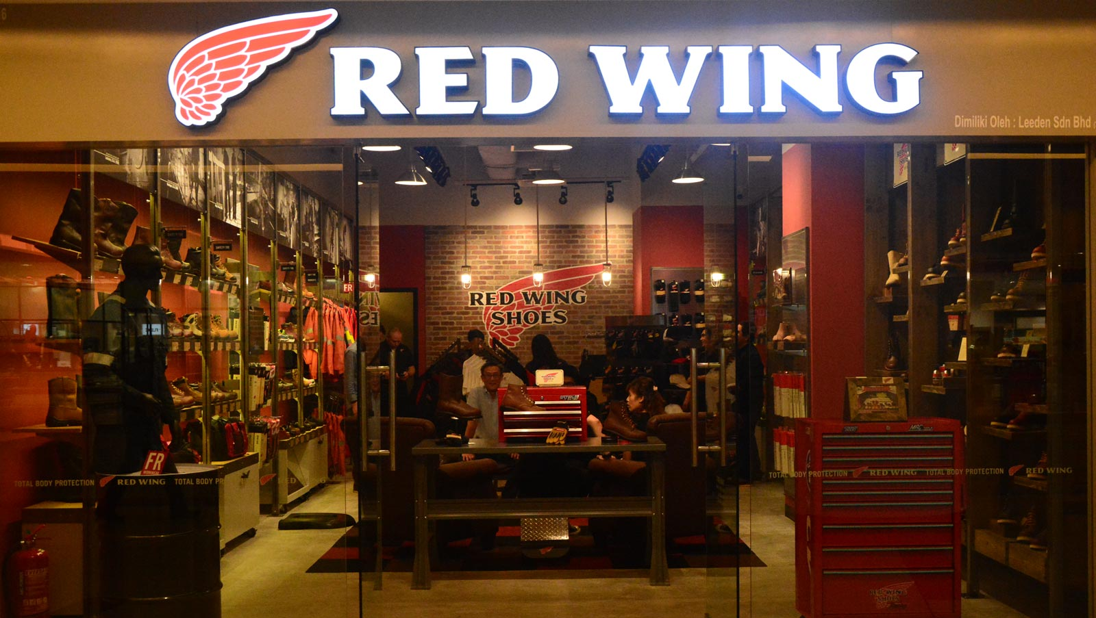 Red Wing Shoes Opens Its First Flagship Store in Malaysia for Those Who  Seek Tough-Ass Boots bad3e534b50