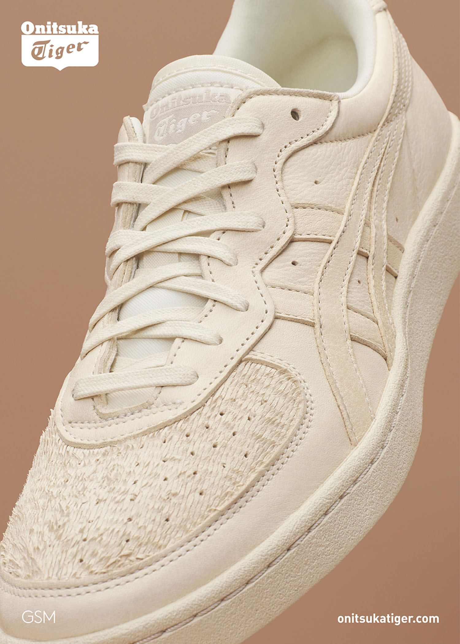 wholesale dealer 80436 7be19 Onitsuka Tiger Goes for Metal-Free Leather This Time Around