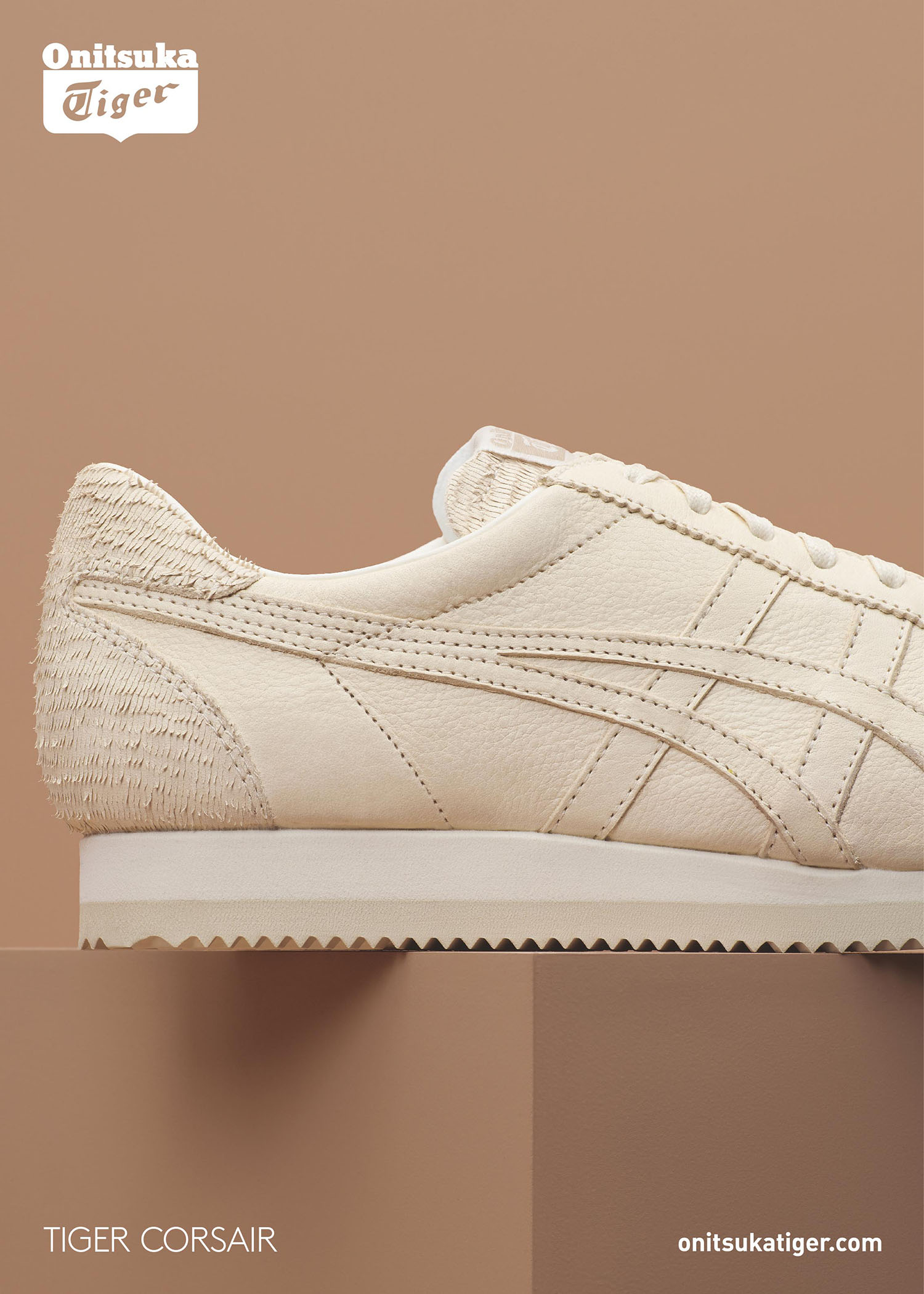 wholesale dealer ac32e db2b5 Onitsuka Tiger Goes for Metal-Free Leather This Time Around