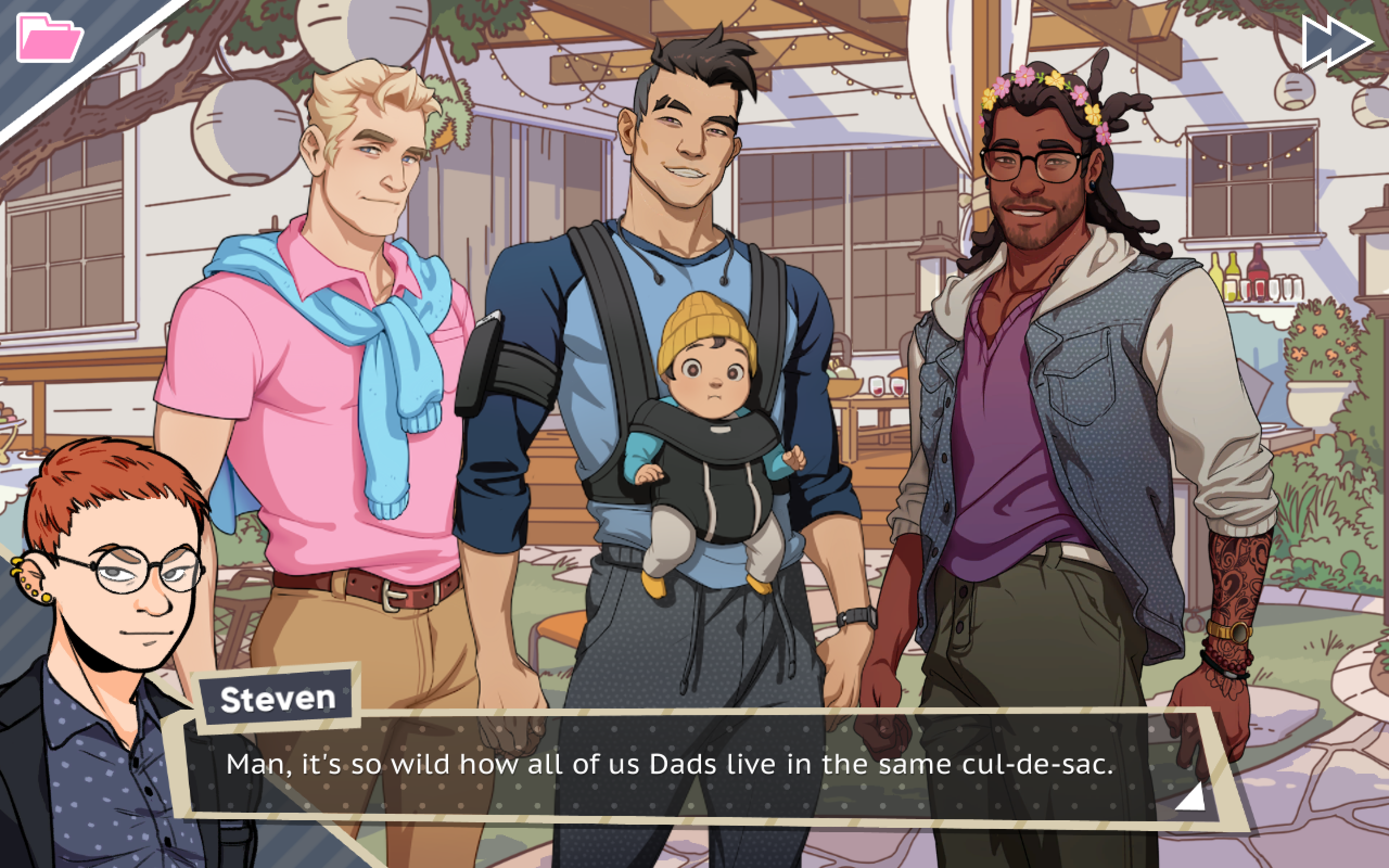 dream dating your dad In dream daddy, you are also one of those dads, and they want to date you the game works like most other dating simulations, a genre that's been around for over 30 years, but doesn't often get mainstream coverage – usually, you follow a story, meet potential partners, chat to them, date them and see if you can end up with the nicest.