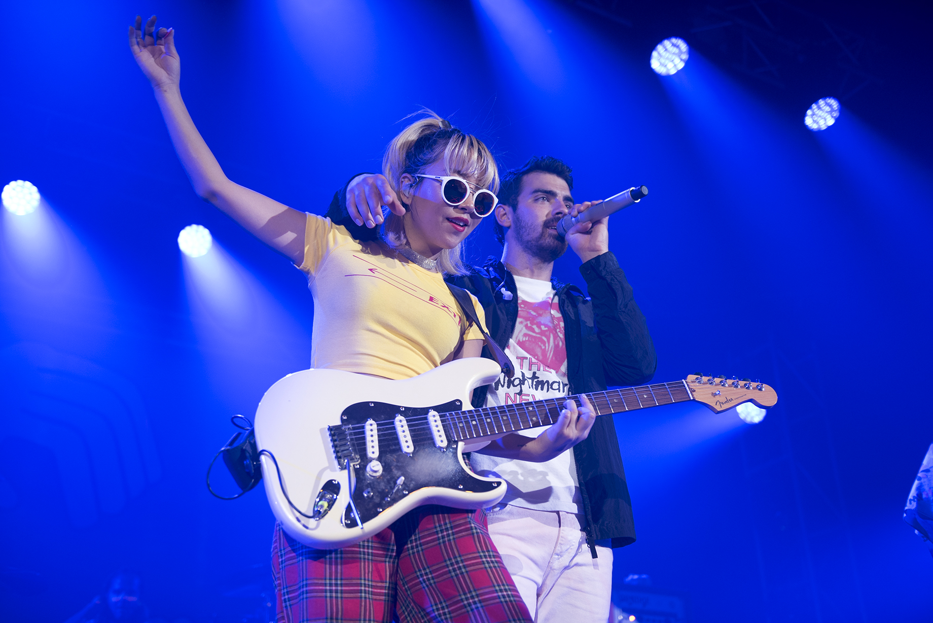 Armed with a Party-ready Setlist, DNCE Busted Out their Best Body