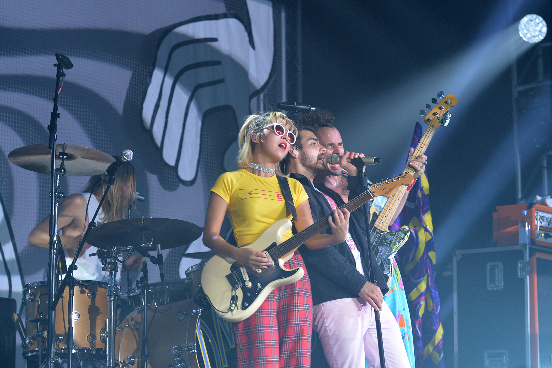Armed with a Party-ready Setlist, DNCE Busted Out their Best