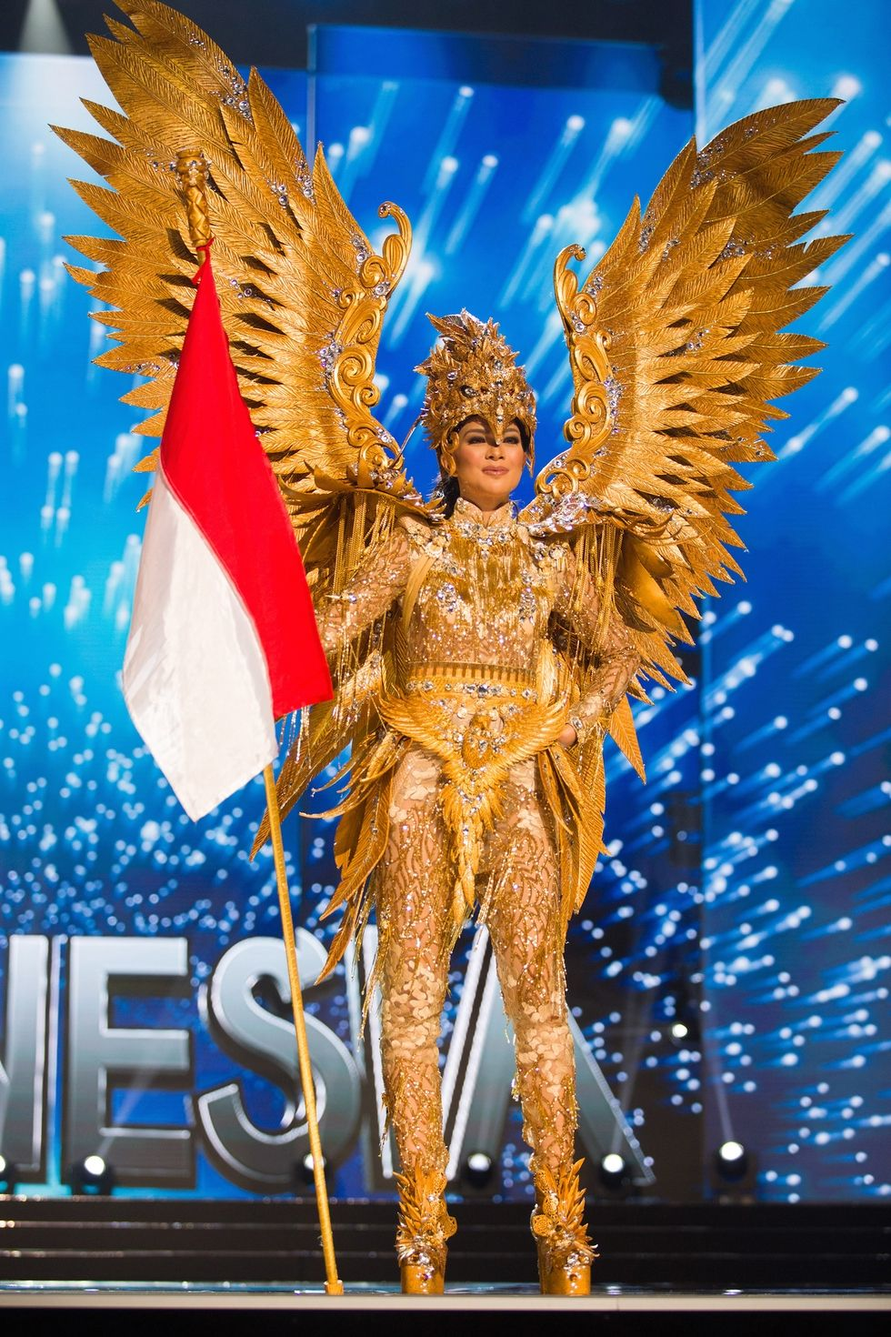 11 Outrageously Designed Costumes from Miss Universe 2017