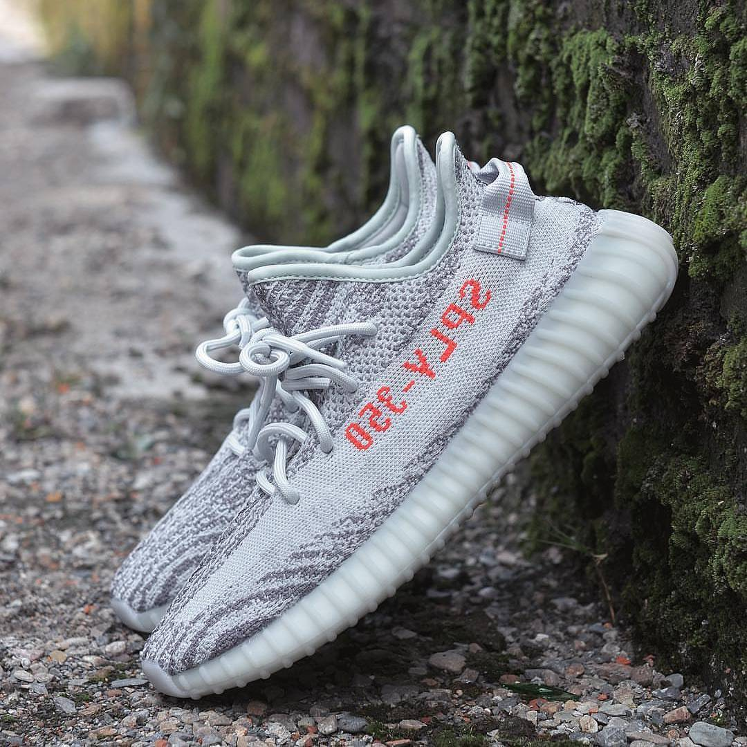 official photos a60cb fa484 Yeezy Boost 350 V2 'Blue Tint' is Dropping This Weekend ...