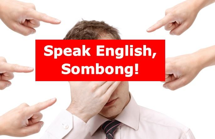 Language Shaming is the Cause of Broken English in Malaysia