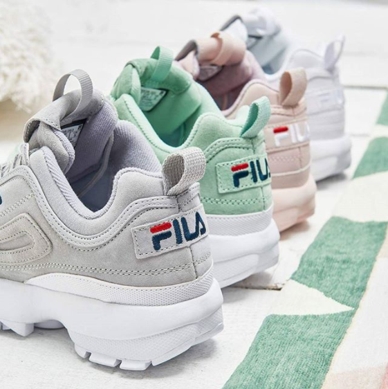 5edf5d7b1415 So cop the Fila Disruptor II as soon as you can before it flies off the  shelves at JD Women