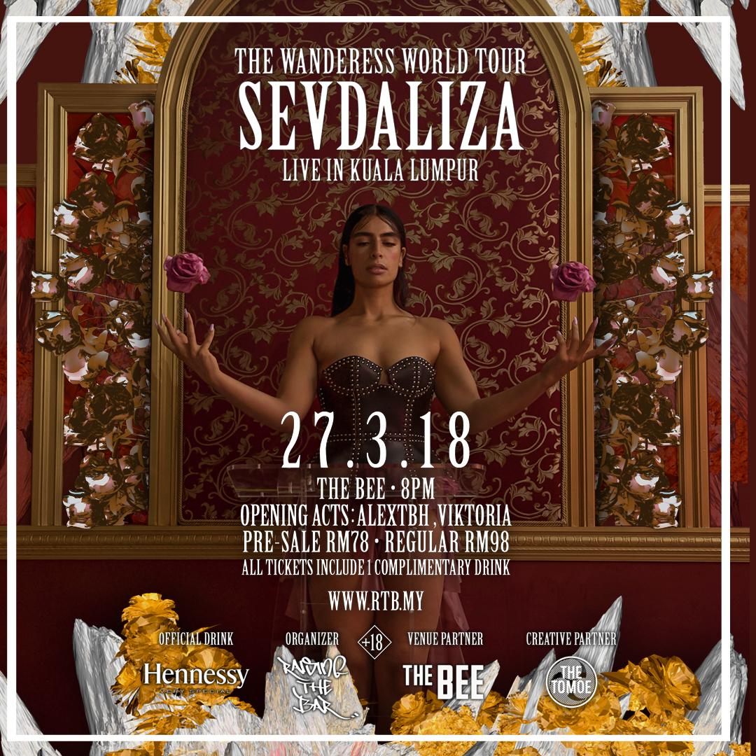 The Wanderess Tour Sevdaliza