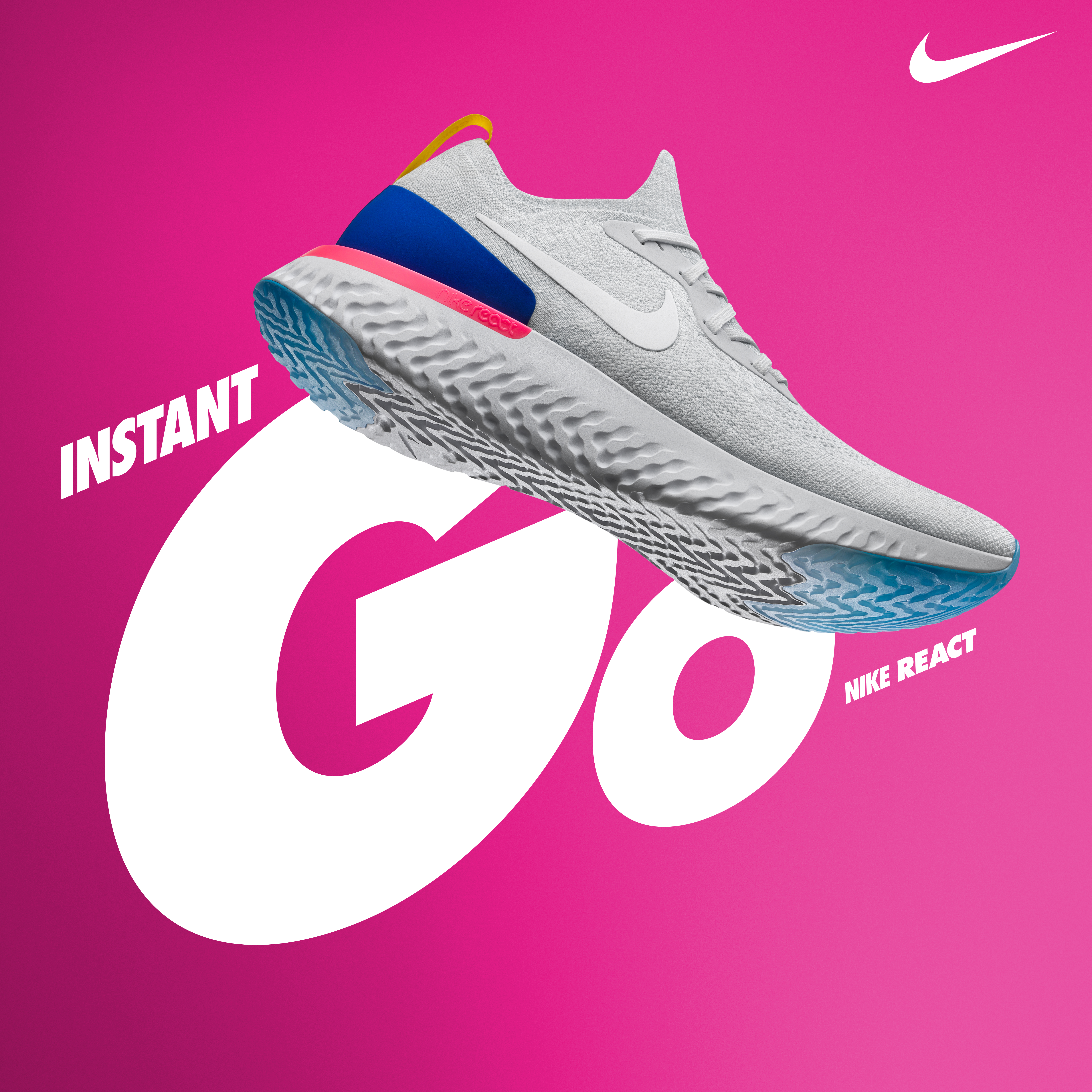 JD Sports Just Launched Nike Epic React