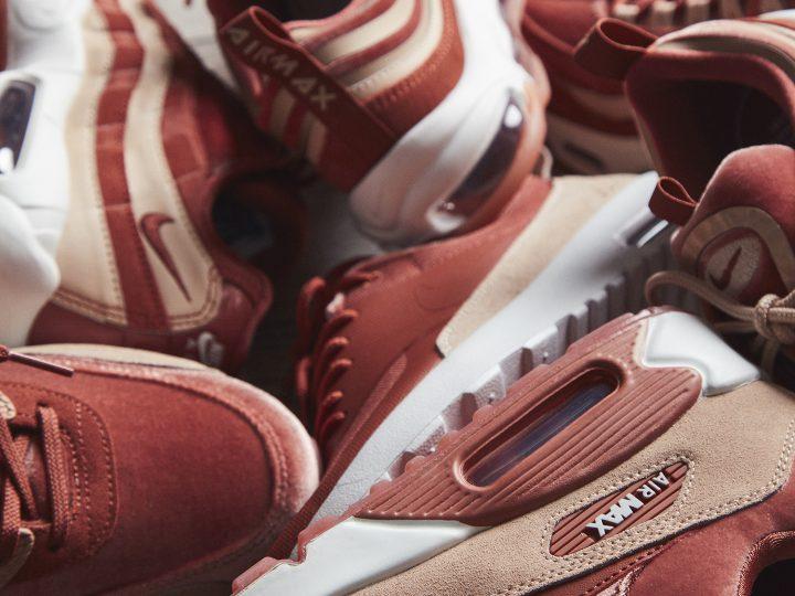 Nike air max 97 id red