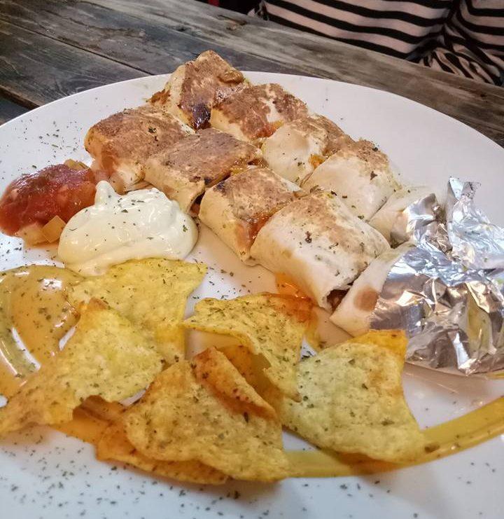 Rollo Mexican Food