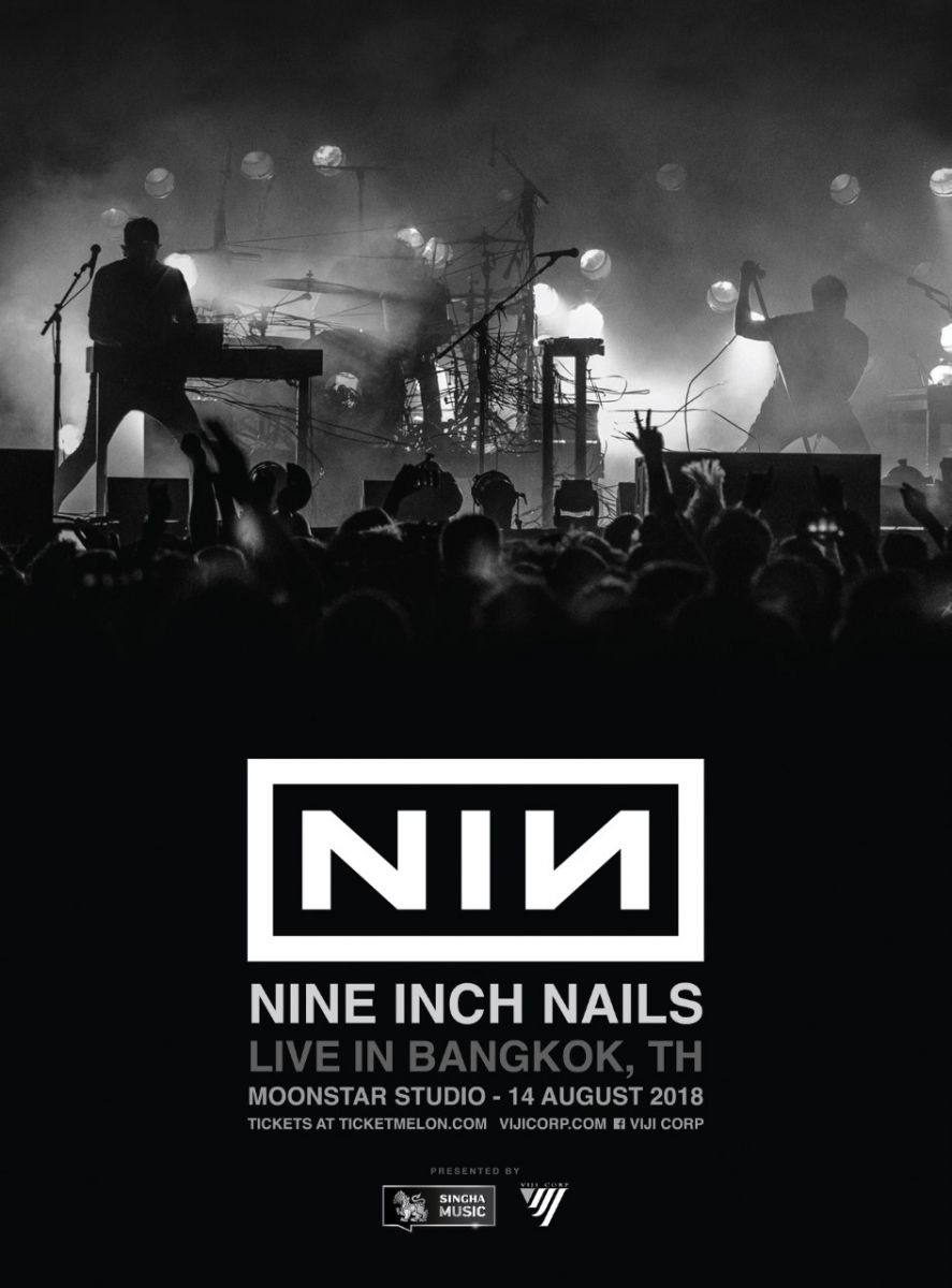 The Nine Inch Nails Concert Is Coming Closer Than You Think
