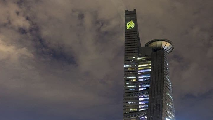 Kuala Lumpur Gets Its Very Own Avengers Tower