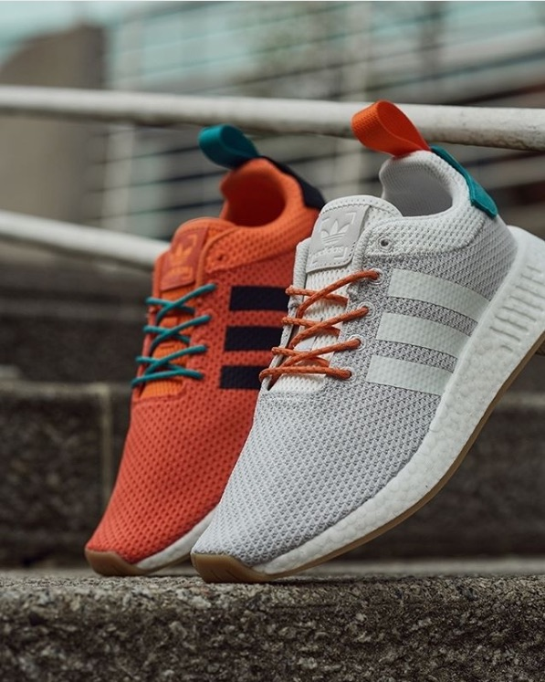 f19000096 adidas Originals NMD R2 Returns With Two New Stunning Colourways