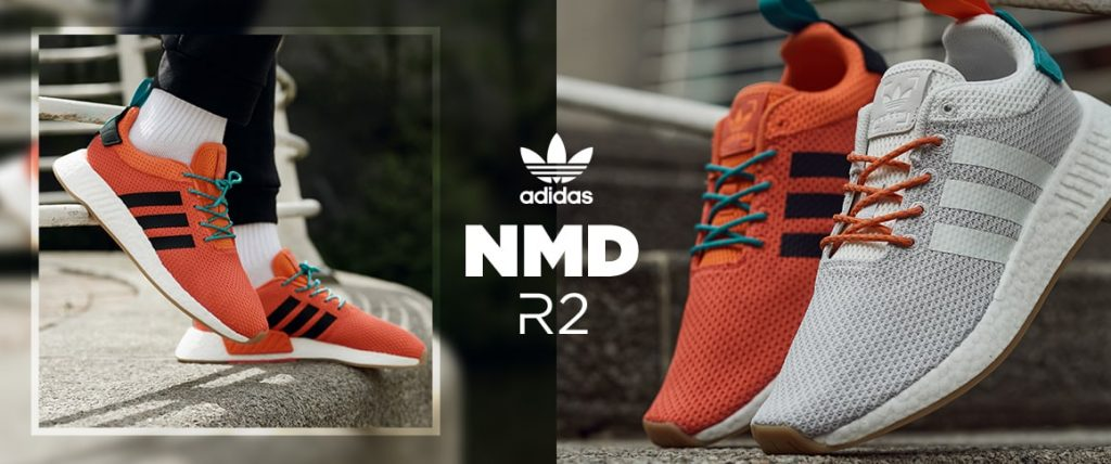 premium selection ee7d9 24a84 adidas Originals NMD R2 Returns With Two New Stunning Colourways