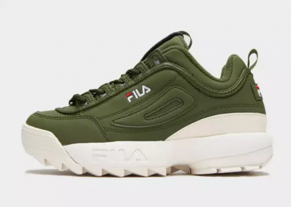 Fila Disruptor II Makes A Comeback With Colours That Will