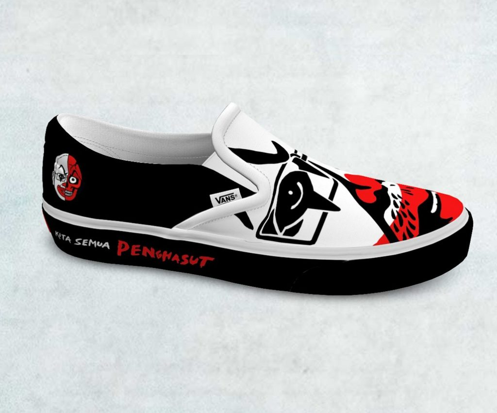 Fahmi Reza s Custom Vans is Making Everyone Feel Seditious for Wanting it 1d73f551cb