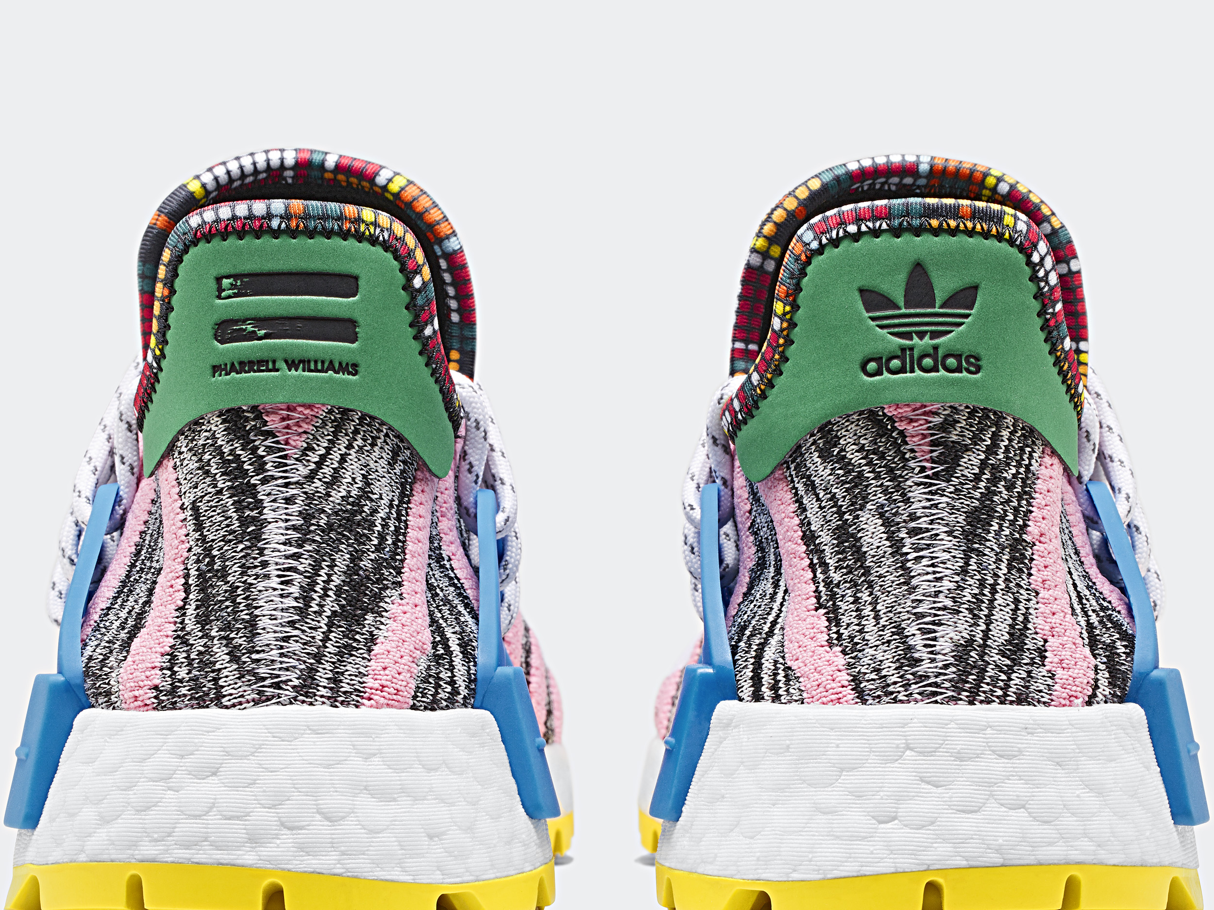 sneakers for cheap 58a4f cd16d The Pharrell Williams SOLARHU Collection Fuses Culture and ...