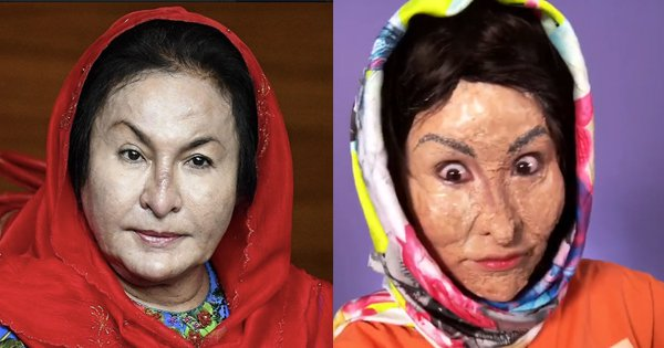 Want To Be Rosmah For Halloween? Let Xiaxue Show You How